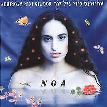 Achinoam Nini Gil Dor von Noa | CD | Zustand gut