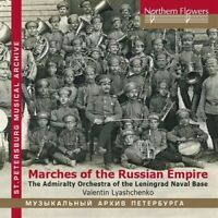 Admiralty Band Of Th - Marches Of The Russian Empire [New CD]