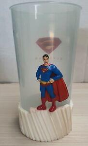 Superman Returns c2006 Movie Memorabilia Collector Cup Hungry Jacks Rare