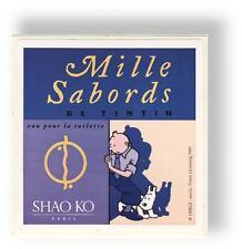 Herge Tintin Autocollant Parfum Mille Sabords