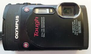 OLYMPUS TOUGH TG-850 CAMERA (Ma01) CAMERA & BATTERY ONLY