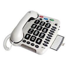 Geemarc AmpliCL100 30dB Amplified Phone