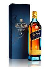 JOHNNIE WALKER BLUE LABEL CL. 70 Blended Scotch Whisky Jhonnie + Astuccio Regalo