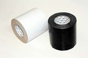 Grayston Tank, Duct, Racers Tape 50m x 150mm Wide Roll Motorsport Body Repair