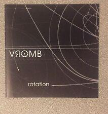 """Vromb Rotation 7"""" Esplendor Geometrico Orphx Test Dept. Somatic Responses"""