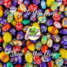 🐰MINI EGGS Cadbury Lindt Galaxy Kinder Reeses Nestle Daim Oreo Creme Assorted🐣
