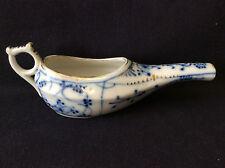 Allemagne porcelaine de Saxe décor Frankenthal canard de malade XIX ème