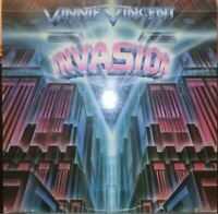 VINILE LP VINNIE VINCENT INVASION - VINNIE VINCENT INVASION 33 GIRI HARD ROCK