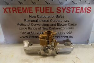 RECO STROMBERG GOLD SUIT HOLDEN HZ & LX 202 + MANIFOLD
