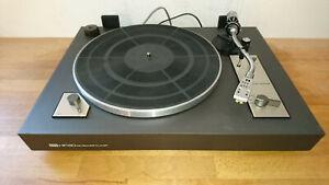 ITT HiFi 8010B  Plattenspieler record player électrophone giradischi
