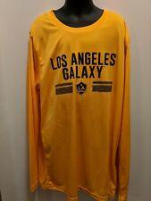 Los Angeles Galaxy Youth Large Long Sleeved Shirt NWT