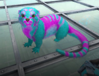 ark survival evolved XBOX PVE Cotton Candy X-Otter 217 Male Original