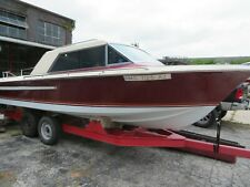 1974 Century Coronado ~ Hard Top ~ Classic Antique Power Boat ~ V8 Inboard
