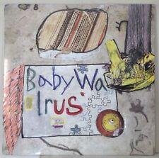 Sealed Baby Walrus 2008 Self Title Lp Slumber Party 003 Vinyl Indie Rock Mint