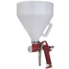 Air Hopper Spray Gun Paint Texture Tool Drywall Wall Painting Sprayer 3 Nozzle