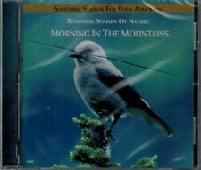 MORNING IN THE MOUNTAINS - BEAUTIFUL SOUNDS OF NATURE - NEW SEALED CD