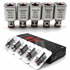 5x OCC Replacement Coil Head 0.5ohm subox mini subtank KangerTech