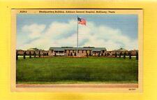 McKinney,TX Texas, Ashburn General Hospital, Headquarters Building circa 1944