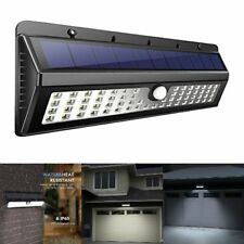 62 LED Super Bright Solar Powered Lights Wide Angle Motion Sensor Waterproof 1Pc