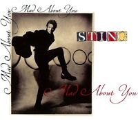 Sting Maxi CD Mad About You - Europe (M/EX)
