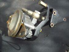 Alfa Romeo 164 NOS power steering pump and bracket