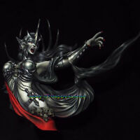 Unassambled 1/10 Ancient Fantasy Woman Bust Resin Figure Miniature Model kits GK
