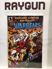Warbears #1 NM- 1st Print Dark Horse Comics Margaret Atwood