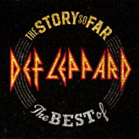 Def Leppard - The Story So Far The Best Of (CD ALBUM) greatest hits NEW & SEALED