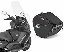 BORSA MOTO TUNNEL SCOOTER  TASCHE LATERALI GIVI EA105B EASY T 15LT BAG SADDLE