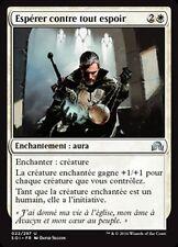 MTG Magic SOI FOIL - Hope Against Hope/Espérer contre tout espoir, French/VF