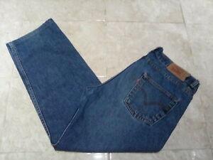 Mens LEVI'S 501 Classic Straight Jeans  , size 38W 29L