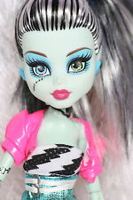 Monster High Frankie Stein Dawn of the Dance 2. Serie