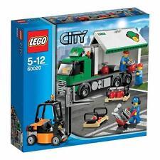 LEGO CITY 5-12 ANNI CAMION CARGO TRUCK ART 60020 RARO NUOVO FUORI PRODUZIONE