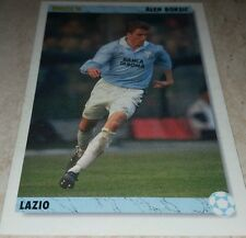 CARD JOKER 1994 LAZIO BOKSIC CALCIO FOOTBALL SOCCER ALBUM