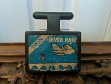River Raid Atari 2600 Tron Variation very rare works on American systems NTSC!