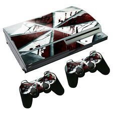 Pop Custom Skin Sticker Set for PS3 Playstation 3 Fat Console Controller