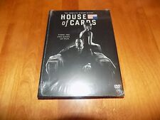 HOUSE OF CARDS COMPLETE SECOND SEASON Two 2 Netflix TV Series 2-Disc DVD SET NEW