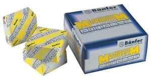 Bänfer 1 Würfel Magnesia Magnesium Turnen Klettern Gewichtheben Bouldern