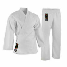 ProForce Gladiator 7.5 oz. Karate Uniform (Elastic Drawstring) - 55/45 Blend