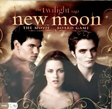 The Twilight Saga New Moon The Movie Board Game Vampire Wolf Bella Edward Jacob
