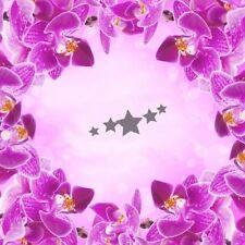 Sterne - 3 Airbrush klebe Schablonen Nailart Tribal Weihnachten Himmel 24 Stk.