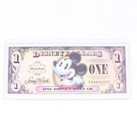 2009 $1 Mickey/' Birthday Party  A Series   MINT