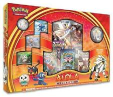 Solgaleo GX ALOLA Booster Box POKEMON TCG Sun & Moon Sealed Packs and Figure