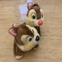 Disney's Chip 'n Dale Plush Dolls