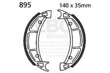 FIT CASAL  50 Ciclomotori (140mm drum)  EBC FRONT BRAKE SHOE SET