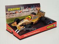 Slot car SCX Scalextric 8322 Jordan F-1 #11 - 1996