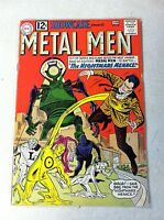 METAL MEN in SHOWCASE #38 2ND APPEARANCE KEY ISSUE NIGHTMARE MENACE 1962