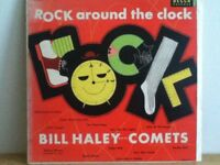 BILL HALEY  AND  HIS  COMETS       LP    ROCK   AROUND   THE  CLOCK