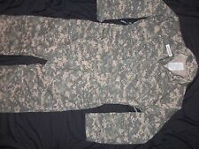 ACU COVERALLS MECHANICS LARGE-REGULAR nwt GENUINE USA MILITARY CAMO TROUSERS nip