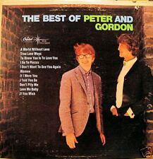 """THE BEST OF PETER & GORDON"" LP 1967 MONO"